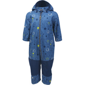 Color Kids Tajo Mini Softshell Coverall Kids Jeans Blue